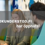 Tjänsten Sokunderstod.fi har publicerats, Brandskyddsfonden deltar i pilotanvändningen