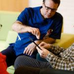 Vård och rehabilitering av våra kunder på Kauniala sjukhus kommer att fortsätta som vanligt