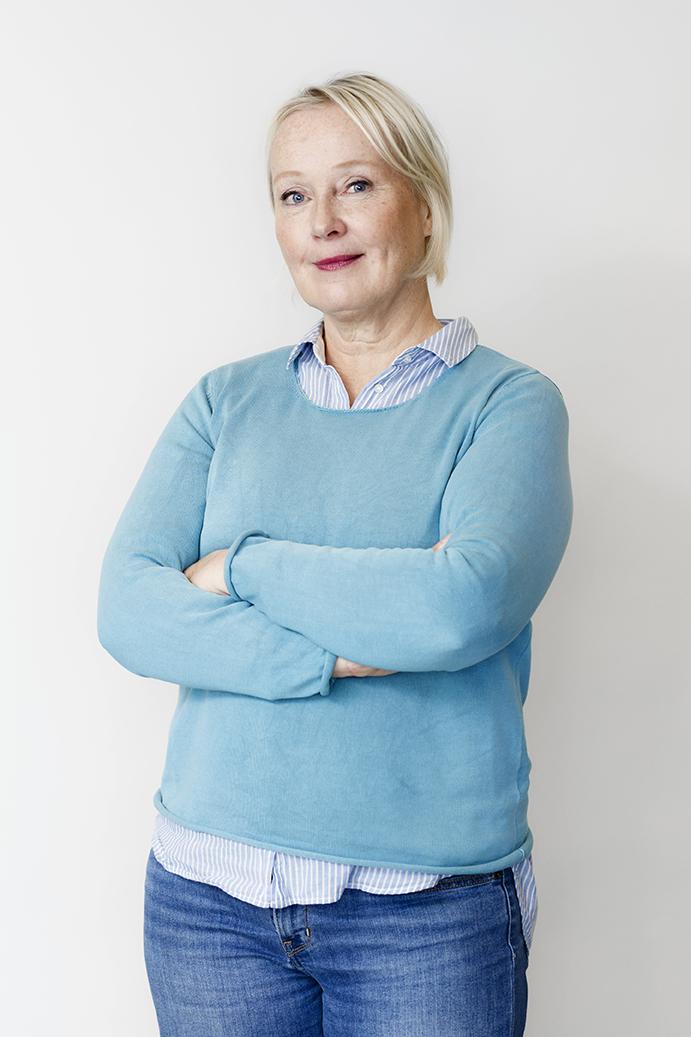 Liisa Virolainen.