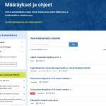 Old manuals page decommissioned – replaced with Stipulations and instructions page
