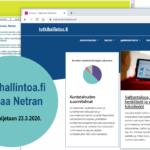 Valtion talous-, henkilöstö- ja tuloksellisuustietojen julkinen jakelukanava uudistuu