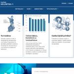 Tutkihallintoa.fi ‒ monipuolinen näkymä julkisen sektorin talouteen, henkilöstöön ja tuloksellisuuteen