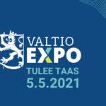 Valtio Expo siirtyy vuodella eteenpäin – tapahtuma järjestetään 5.5.2021