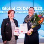 Kustannustukihankkeen asiointipalvelu on Suomen paras asiakasteko 2020