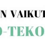 Valtiokonttorille Vuoden vaikuttavin ARVO-teko 2020 -palkinto