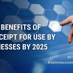 The benefits of an E-receipt for use by businesses by 2025