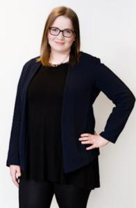 Anni Koskinen från Statskontoret handleder implementeringsprojekt Suomi.fi-betalningar.