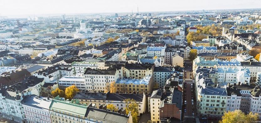 Central Helsinki
