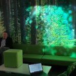 Työhyvinvointia virtuaalisella metsäkokemuksella