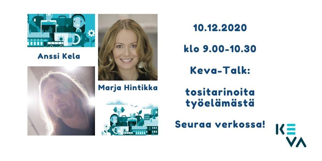 Keva-Talk